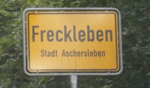 Freckleben