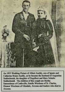 Wedding_Auchly_Stahlschmidt_1895